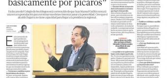 Realidad de los partidos políticos y los movimientos regionales en Arequipa