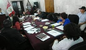 En sesión ordinaria del Consejo Regional