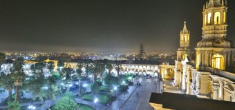 Arequipa tiene 1 millón 382 mil 730 habitantes