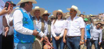 Ministro de Agricultura expone Plan Nacional de Cultivos en Arequipa