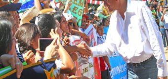 Popularidad de Vizcarra aumenta a 54% en el sur del país