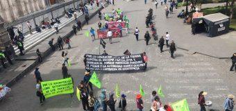 Un fracaso fue politizada marcha contra proyecto Tía María