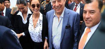 Vargas Llosa y Salman Rushdie juntos en el Hay Festival Arequipa