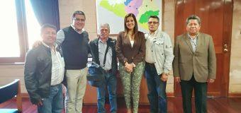 Actividades Junta de usuarios de Punta de Bombón- Junio 2018