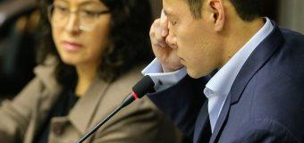 """Pleno del Congreso suspende de sus funciones a Kenji Fujimori por """"mamani videos"""""""