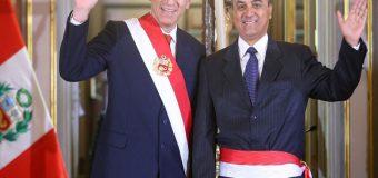 Carlos Oliva jura como ministro de Economía y Finanzas